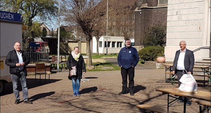 SPD Alt-Hamborn/Obermarxloh sammelt Spenden für Obdachlose in Duisburg
