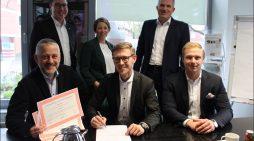 Wirtschaftsjunioren haben ein Herz für die Bürgerstiftung Duisburg gAG