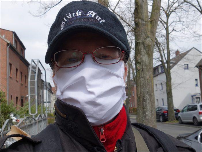 ÖPNV in Duisburg: DVG empfiehlt Mund-Nase-Schutz in Bus und Bahn