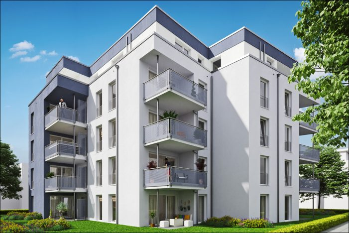 Duisburger Süden: Gebag beginnt Neubau in Großenbaum
