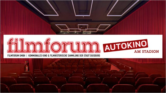 Filmforum Duisburg: Autokino am MSV-Stadion