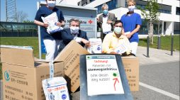 Duisburger Hafen schnürt Logistik-Hilfspaket zur Bekämpfung des Coronavirus in Nordrhein-Westfalen