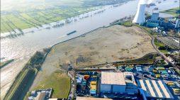 Duisburger Hafen stellt Bauantrag für das trimodale Containerterminal auf logport VI
