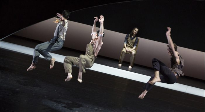 """Ballett am Rhein: Martin Schläpfers """"Petite Messe solennelle"""" als Stream"""