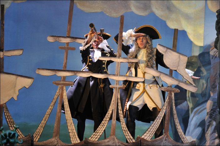 """Deutsche Oper am Rhein im Wohnzimmer: Friedrich Händels """"Xerxes"""""""