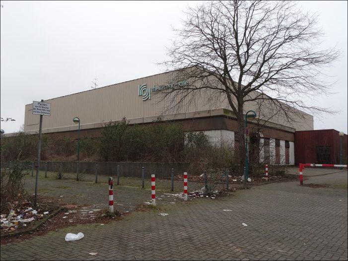 CDU-Ratsfraktion: Stadtentwicklung Hamborns mit Rhein-Ruhr-Halle