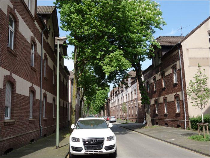 Nachbarschaftshilfe und Projektförderung im Duisburger Dichterviertel mit Unterstützung der Vivawest Stiftung