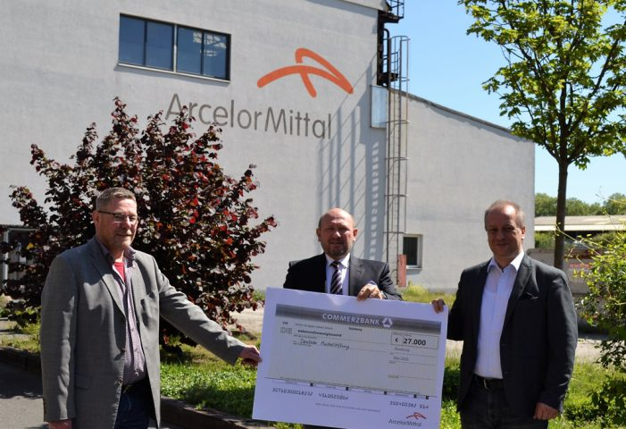 Seltene Erbkrankheit: ArcelorMittal-Spendenaktion mit Happy End