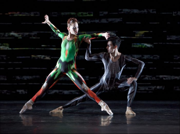 """Ballett am Rhein mit Martin Schläpfers """"Forellenquintett"""" online schauen"""