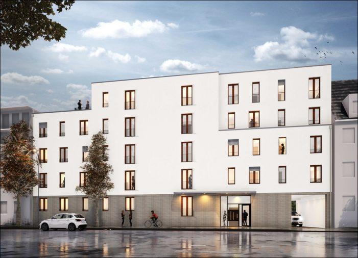 Gebag stellte Modernisierungs- und Neubaumaßnahme in Duisburg-Neudorf vor
