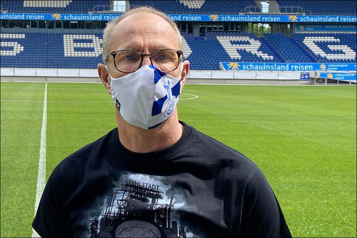 """Fußball im """"Wirgebiet"""" gegen Corona: Sechs Revierclubs versteigern gemeinsam Masken aus Vereinstrikots"""