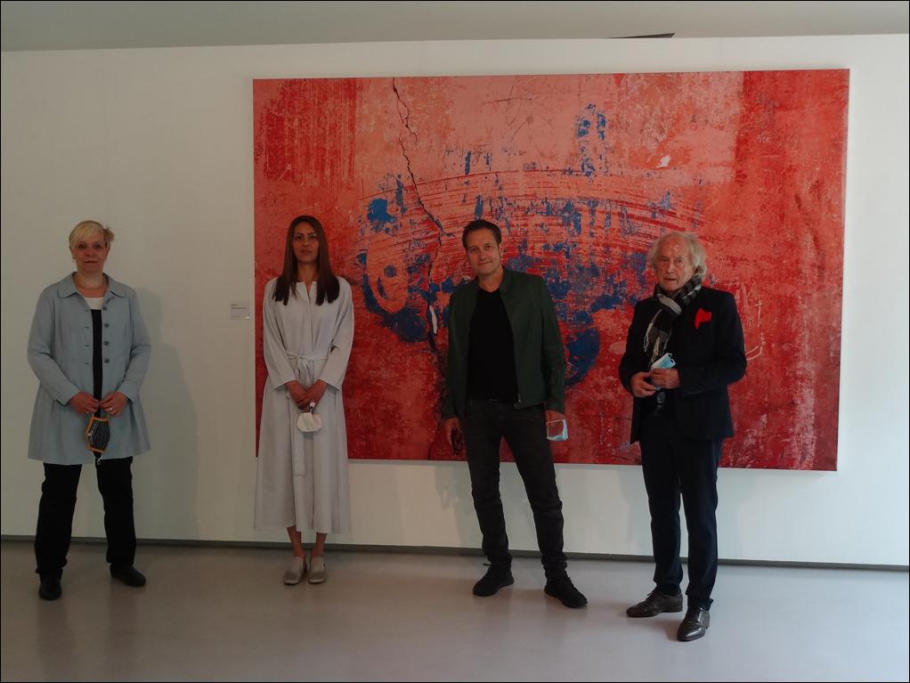 Ludwiggalerie Kunstverein Oberhausen Zeigt Dieter Nuhr Und Bahar Batvand Rundschau Duisburg