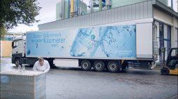 Gegen den Wasserwahnsinn: Stadtwerke Duisburg exportieren Trinkwasser per Lkw nach Frankreich