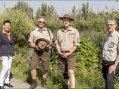 Ranger in Duisburger Landschafts- und Naturschutzgebieten im Einsatz