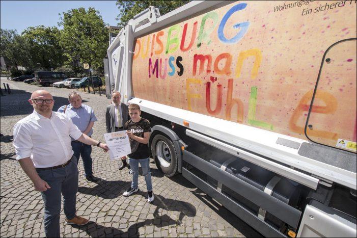 """Schulprojekt """"Duisburg – meine Heimat"""" mit 10.000 Euro Preisgeld ausgezeichnet"""