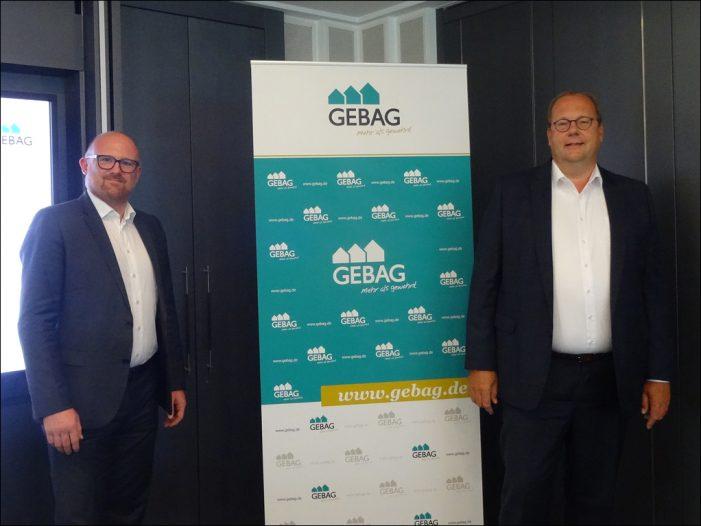 GEBAG sieht sich gut aufgestellt: Sehr positive Bilanz für 2019