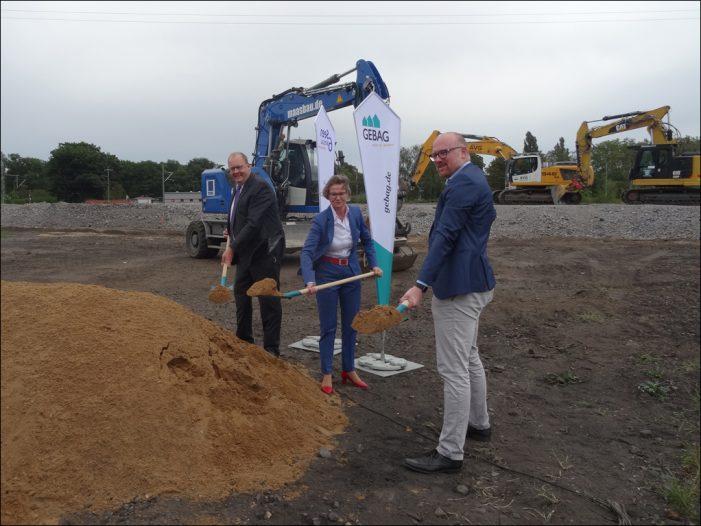 Sechs-Seen-Wedau: Lärmschutzwall für das neue Duisburger Stadtquartier