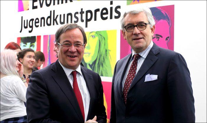 Duisburg: Verdienstorden des Landes NRW für Walter Smerling