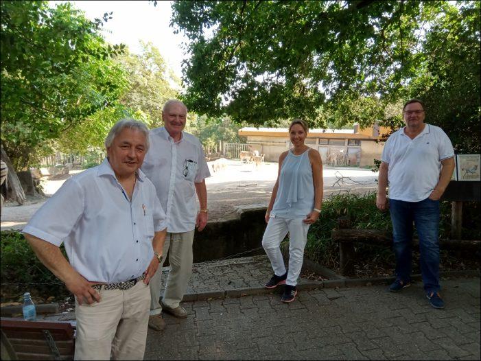 CDU unterstützt Masterplan für den Zoo Duisburg