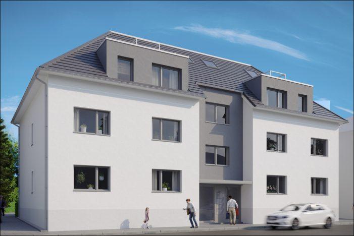 Duisburg: Startschuss für Neubau der Gebag in Alt-Homberg