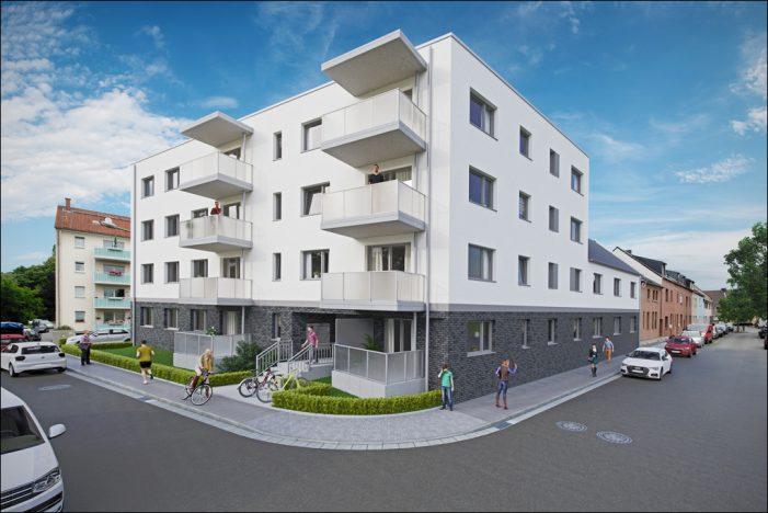 Gebag errichtet 14 Wohnungen in Duisburg-Homberg