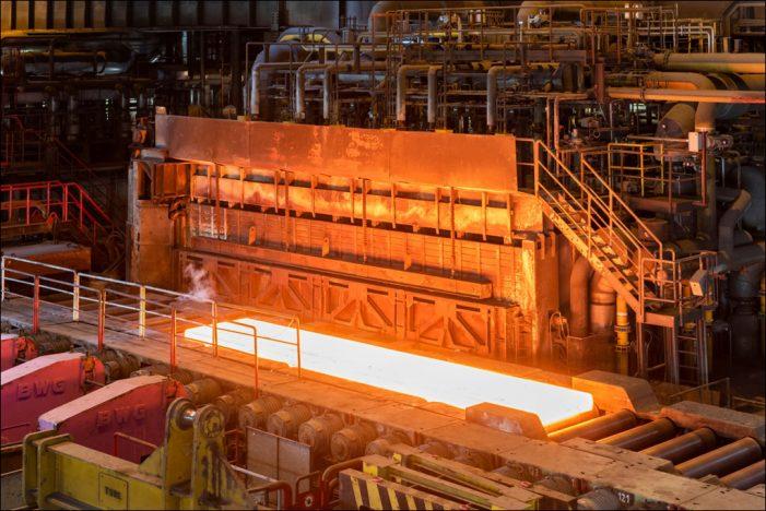 thyssenkrupp Steel investiert am Standort Duisburg: Neuer Hubbalkenofen sorgt für Qualität bei Premiumoberflächen