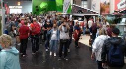 Caravan-Salon in Düsseldorf: Gelungener Messe-ReStart
