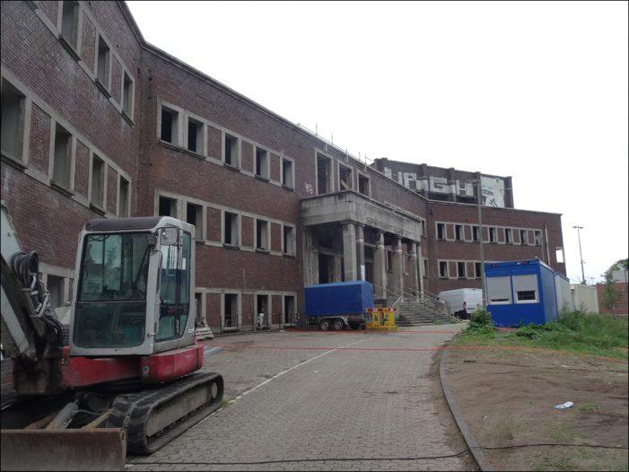 Stadtbad Hamborn: Greyfield baut Immobilie zum Bürostandort um
