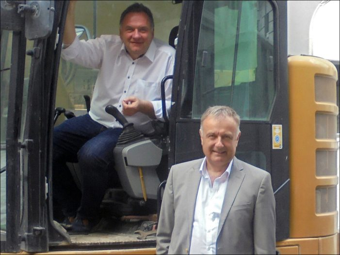 CDU lobt Innenstadtentwicklung in Duisburg