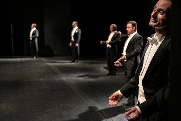 Deutsche Oper am Rhein: Comedian Harmonists in Concert im Theater Duisburg