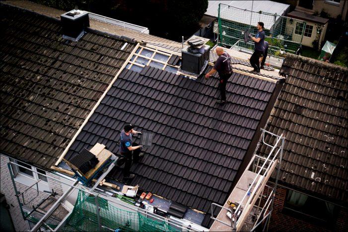 IG Bau fordert: Mehr Geld für Dachdecker