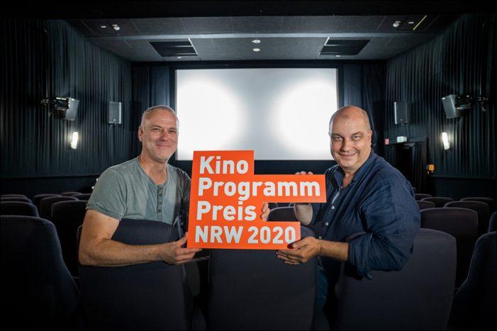 filmforum ausgezeichnet: Kinoprogrammpreise 2020 der Film- und Medienstiftung NRW