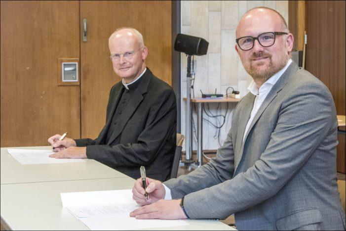 Kooperationsvereinbarung für Duisburger Bistums-Gymnasien