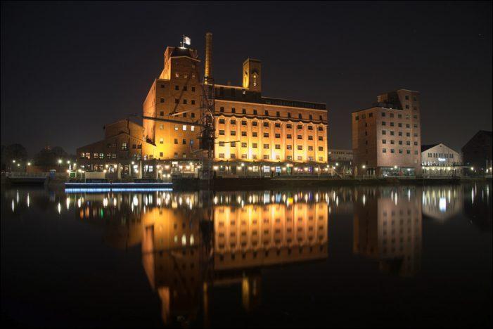 Ein schöner Abend in Duisburg