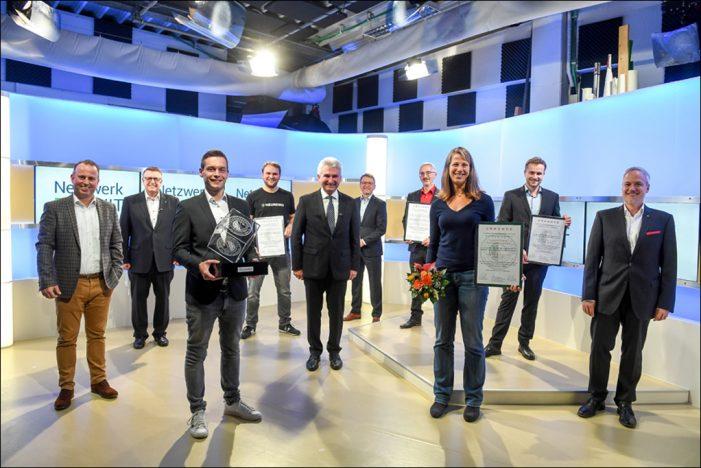Heuremo aus Duisburg erhält Auszeichnung: Kooperationsprojekte für digitale Zukunftsthemen