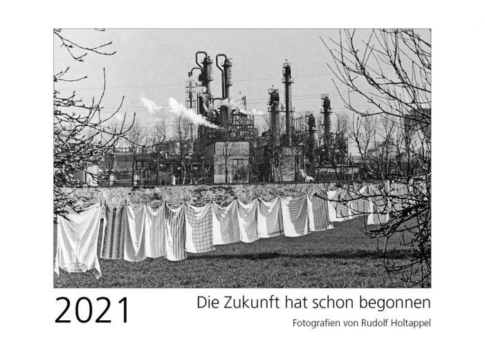 Aus dem Bestand der Ludwiggalerie Schloss Oberhausen: Rudolf Holtappel im A2-Kalender