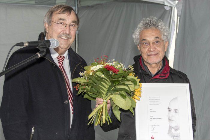 Verleihung des Duisburger Fakir-Baykurt-Kulturpreises 2020 an Tayfun Demir