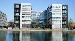 Neuer Firmensitz im Duisburger Innenhafen in alter Nachbarschaft