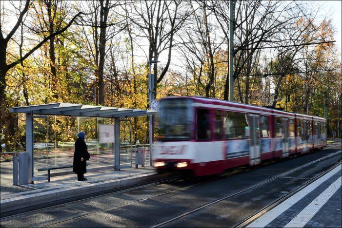 Mehr Komfort für DVG-Fahrgäste in Duisburg: Weitere Haltestellen barrierefrei ausgebaut