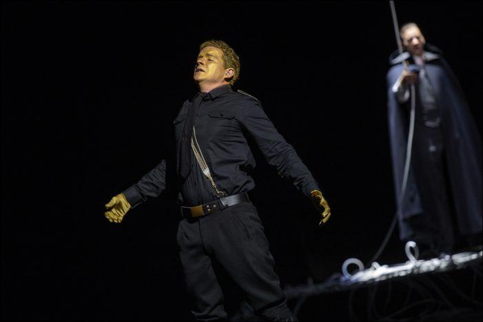 """Deutsche Oper am Rhein: """"Der Kaiser von Atlantis"""" auch online ein besonderes Erlebnis"""