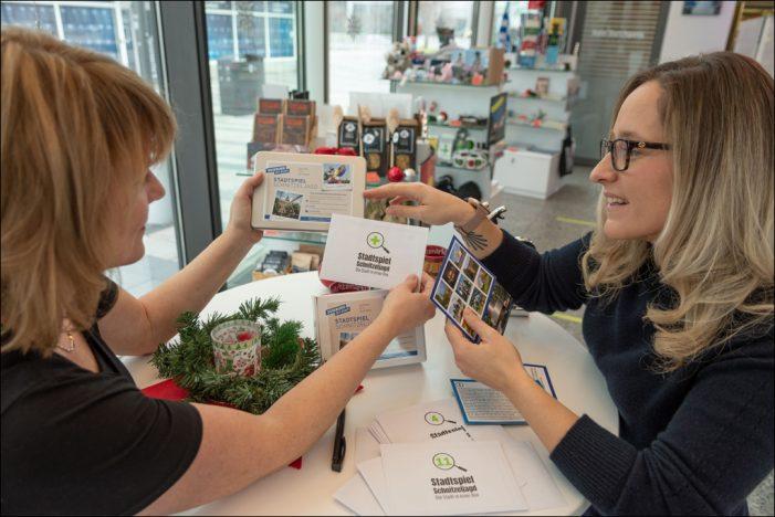 Mit neuem Stadtspiel auf Schnitzeljagd durch Duisburg