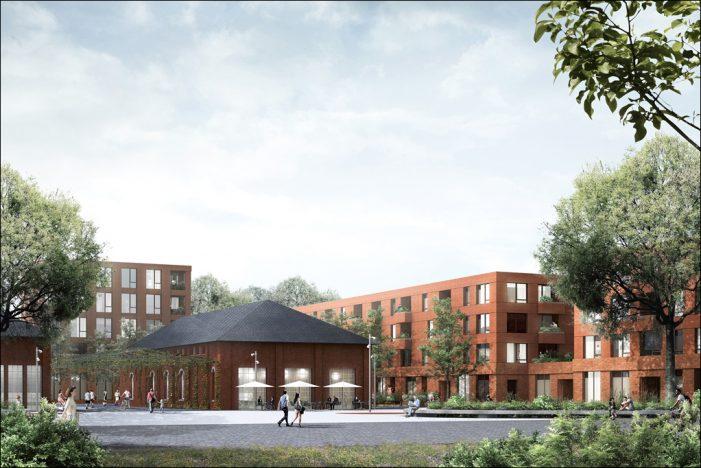 Gebag: Wettbewerb zum Theisen-Gelände in Duisburg entschieden