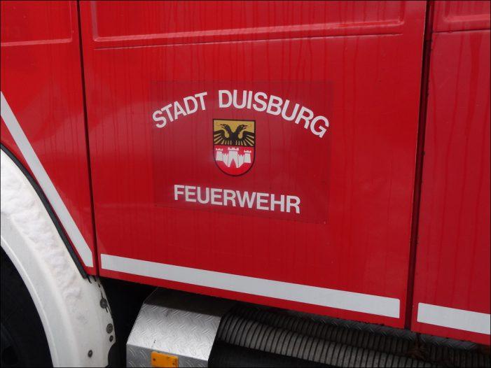 Mehr Platz für Corona-Schutzmaterial: Feuerwehr Duisburg mietet Halle für neues Zentrallager
