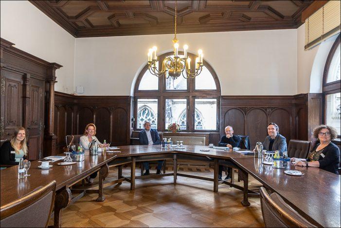 proDUISBURG e. V. hat 25.000 Euro an Landesmitteln an Vereine und Organisationen verteilt