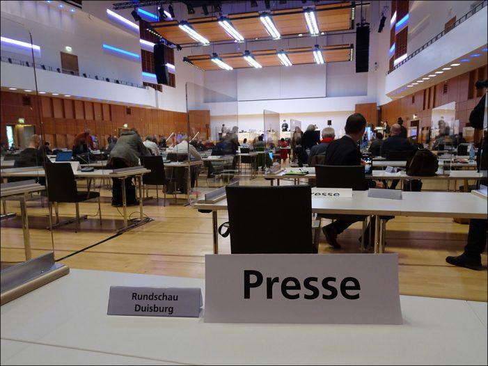 Rat der Stadt Duisburg beschloss Neuzuschnitt der Dezernate