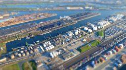 Trotz Corona: Der Duisburger Hafen freut sich über Rekordzahlen
