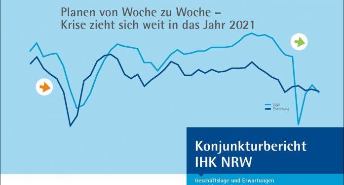 IHK NRW: Planen von Woche zu Woche – Krise zieht sich weit in das Jahr 2021