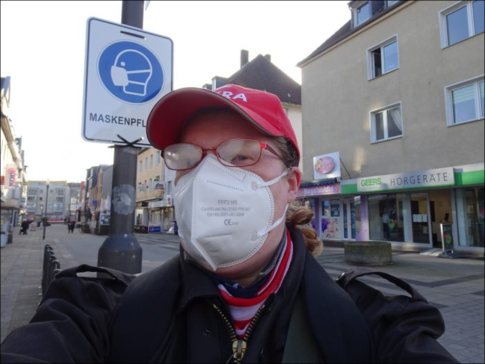 Corona: Neue Allgemeinverfügung mit verschärften Maßnahmen in Duisburg