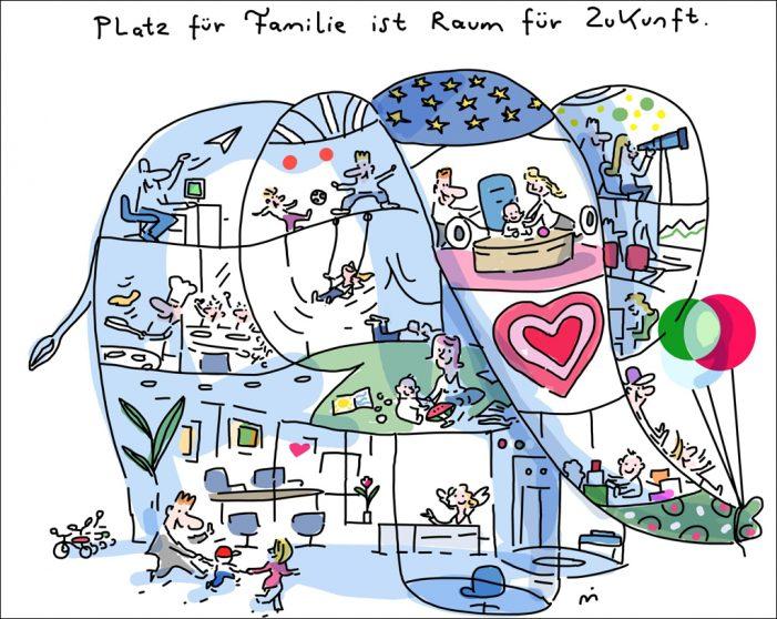 Duisburger Bündnis für Familie ausgezeichnet