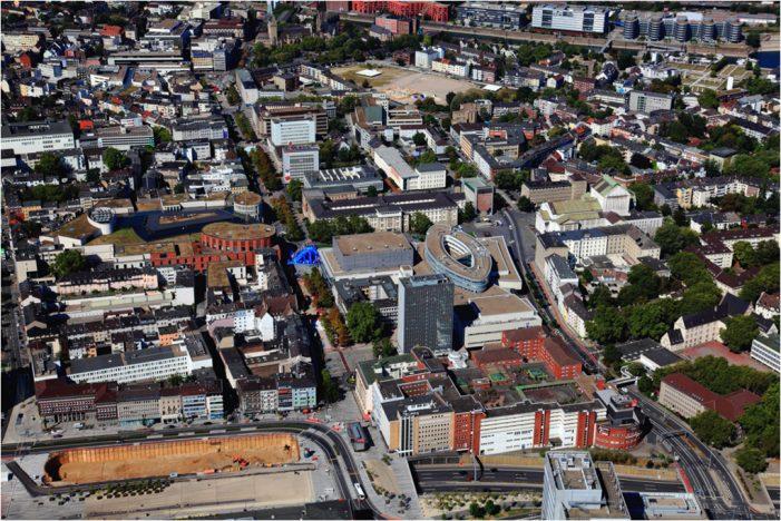 Schulterschluss für die City: Stadt Duisburg und Wirtschaft wollen Innenstadt stärken